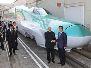 A top speed of 350 kmph is not the only thing thrilling about this train. Passengers will also get the thrill of riding under the sea, a first in the country.