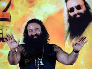 In pic:  Gurmeet Ram Rahim Singh   Vipassana is one of the likely successors of Gurmeet Ram Rahim Singh.
