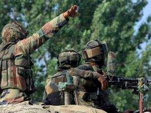 At 1545 hours, Pak rangers also fired mortar shells along IB, he said adding that the BSF retaliated.