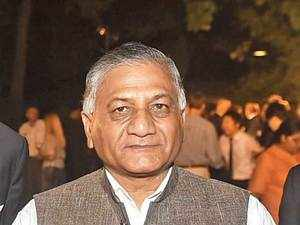 The Rohingya, a stateless Muslim minority, are regarded as illegal immigrants in Myanmar. ( In Pic-VK Singh)
