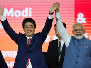 Global Times  said Beijing was not scared of the two countries coming together despite all the talk of Japan sharing submarine technology with India.