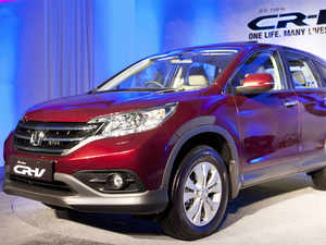 Honda has raised prices of its premium SUV CR-V ranging between Rs 75,304 and Rs 89,069.