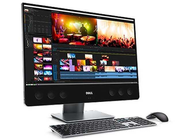 The world's first VR-ready all-in-one workstation is equipped with 'AMD Radeon Pro' graphics, ECC memory and Dell Precision Optimiser.   (Image: www.dell.com)