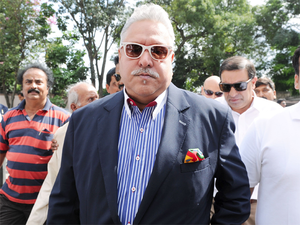 This is the first hearing the 61-year-old former chief of the now-defunct Kingfisher Airlines has missed in the case involving economic offences in India.