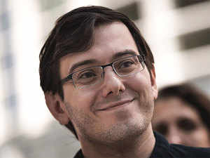 Shkreli, 34, was convicted last month of three of eight charges, including two counts of securities fraud.