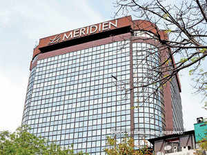 The case over Le Meridien hotel relates to non-payment of dues that NDMC has pegged at Rs 605 crore.