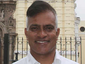 Psychiatrist Achutha Reddy, who hailed from Telangana, was found dead with multiple knife wounds in an alley behind his clinic in East Wichita on Wednesday, police said.