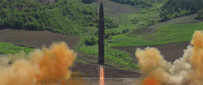 UN condemns 'provocative' North Korean missile launch