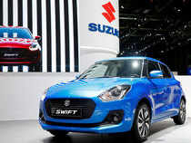 Who makes suzuki vehicles