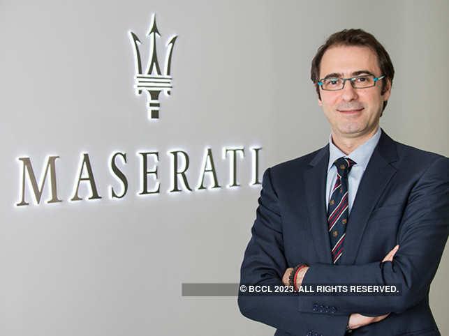 Bojan Jankulovski, head of operations, Maserati India.