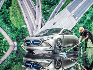 35fb7e89b4  Electric is the future  for German car majors with 50 billion euros  investments