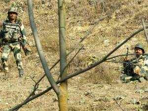 Pakistan violates ceasefire for four consecutive days, shells BSF posts