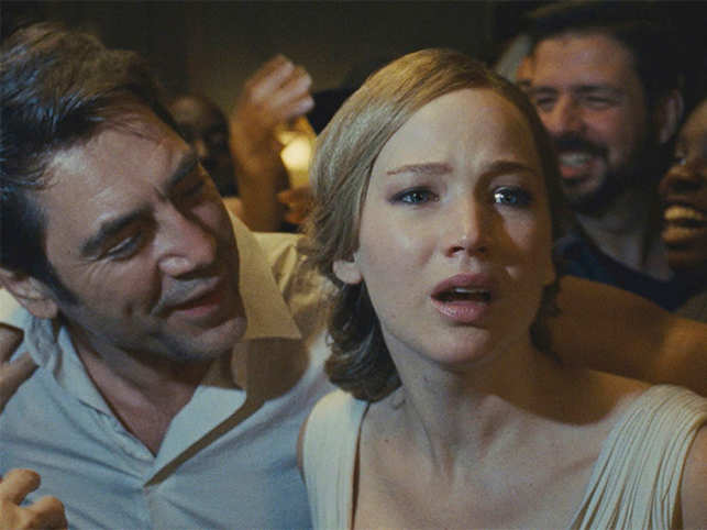 It is a tense and exciting film _ one of Aronofsky's best _ and Lawrence has never been better.