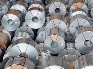 JSW's Vijayanagar plant in Karnataka has an annual steelmaking capacity of 12 million tonnes and needs 22 million tonnes of iron ore a year.