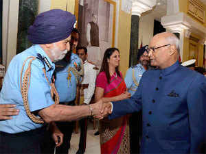 Marshal of the Indian Air Force Arjan Singh critically ill
