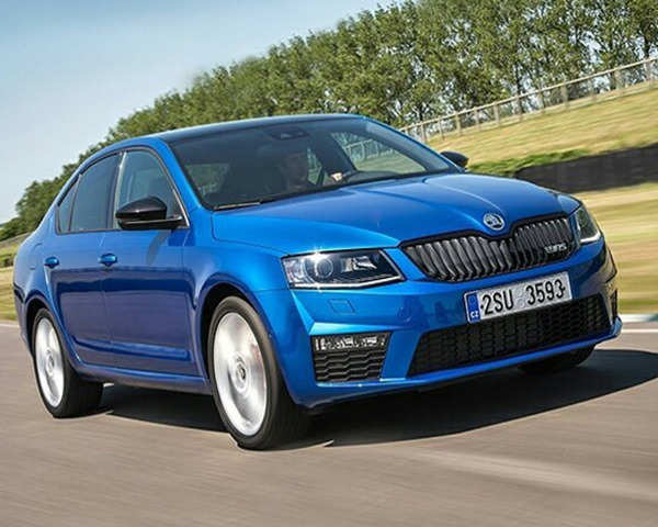 Skoda Octavia Rs Autocar Show First Drive With 2017 Skoda Octavia Rs