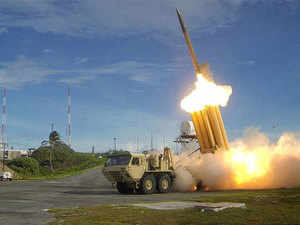 Beijing firmly opposes THAAD deployment because its powerful radars could monitor China's movement of missiles and their deployment. (Representative image)