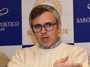 BJP said the dialogue with separatists and Pakistan did not take place during Omar's rule.