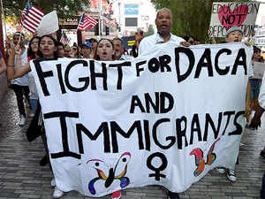 According to SAALT, over 27,000 Asian-Americans, including 5,000 Indians have received DACA.