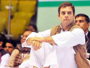 If the Congress finds it convenient to use the Gandhis to unify the party before the next elections, it is entitled to. Being a Gandhi should not disqualify Rahul for leadership.
