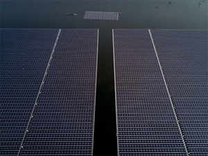 The project will include the world's tallest solar tower, standing 260 metres tall, the report said.  [Representative image]