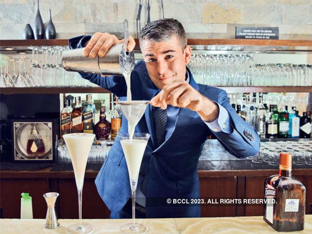 Daniel Beedle, beverages director, Indian Accent