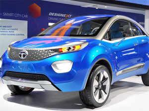 Tata Motors is pitching 'Nexon' against segment leader Vitara Brezza and other major brands like Ecosport and Mahindra KUV 100.