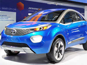 Tata Motors is pitching 'Nexon' against segment leader Vitara Brezza and other major brands like Ecosport and Mahindra KUV 100.