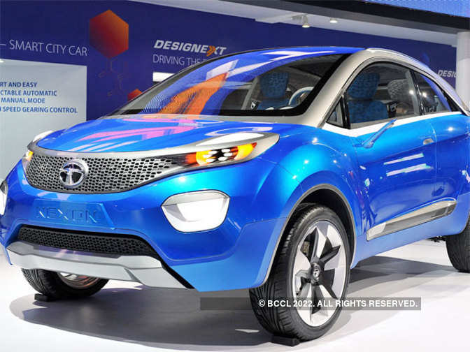Tata Motors Tata Motors Bets On Nexon For Bigger Share Of