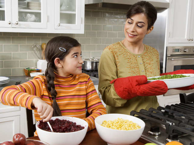 The cooking process determines how much nutrition is retained in the items while being cooked.
