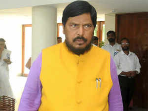 """I believe that they should get 25 per cent reservations by increasing quota the overall quota to 75 per cent,""  Ramdas Athawale said."