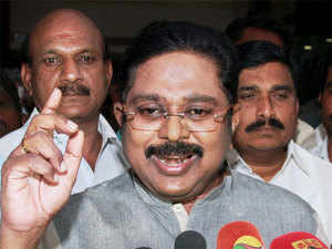 After the Palaniswami and Panneerselvam camps merged last month, Dhinakaran loyalist MLAs had petitioned the governor seeking Palaniswami's ouster.