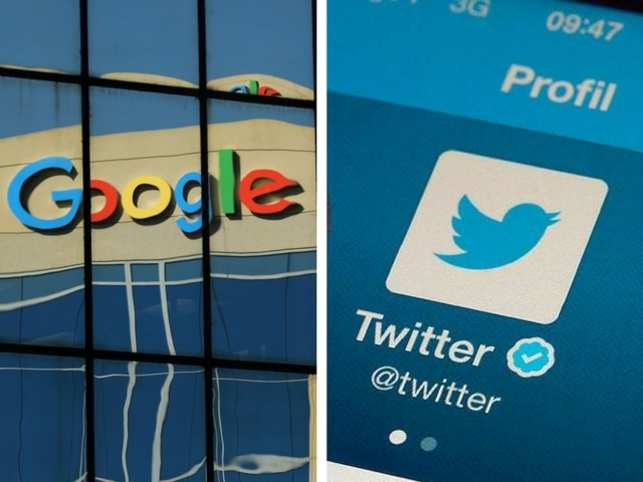 Google & Twitter will too lets advertisers target users interested in hateful words and phrases.  (Image: Reuters & AFP)
