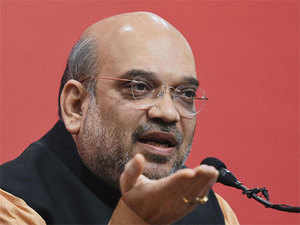 Shah wants the party's state unit to ensure proper publicity of the central government's various schemes.