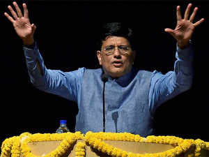 New railway minister Piyush Goyal has started his new job with a firm message.