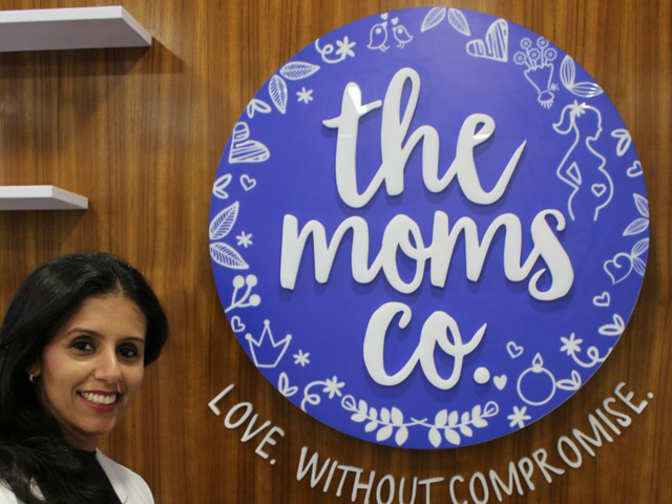 Baby care products startup The Moms Co raises Series A funds - VCCircle