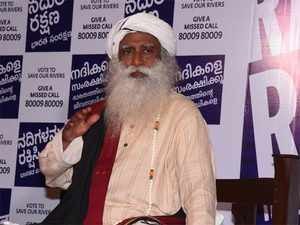 Sadhguru also sought people's support to Rally for Rivers through a missed call on 8000980009, which will be counted as a vote of support for a long-term river rejuvenation policy, which he said is essential in a democracy.