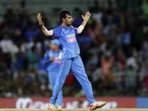 """Because we both look for wickets, there is no point in playing safe. You don't win matches that way,"" Chahal said."