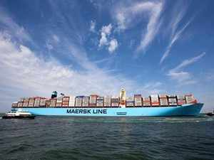 supply chain: Maersk Line India aims to expand supply chain