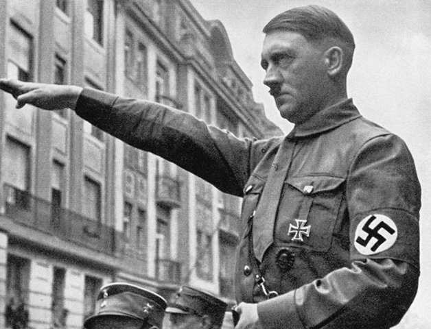 Rare copy of Hitler's autobiography, 'Mein Kampf', auctioned for USD 13K