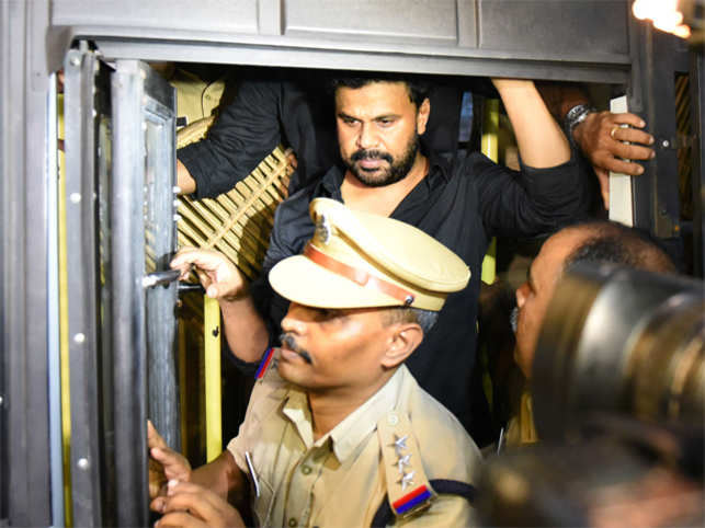 Dileep has been languishing in the Aluva sub-jail after being arrested in the case on July 10.