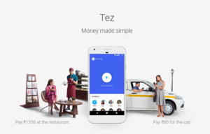 Watch: Google launches digital payments service 'Tez'