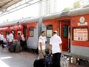 The Mumbai Rajdhani as of now has a sanctioned speed of 130 kmph.