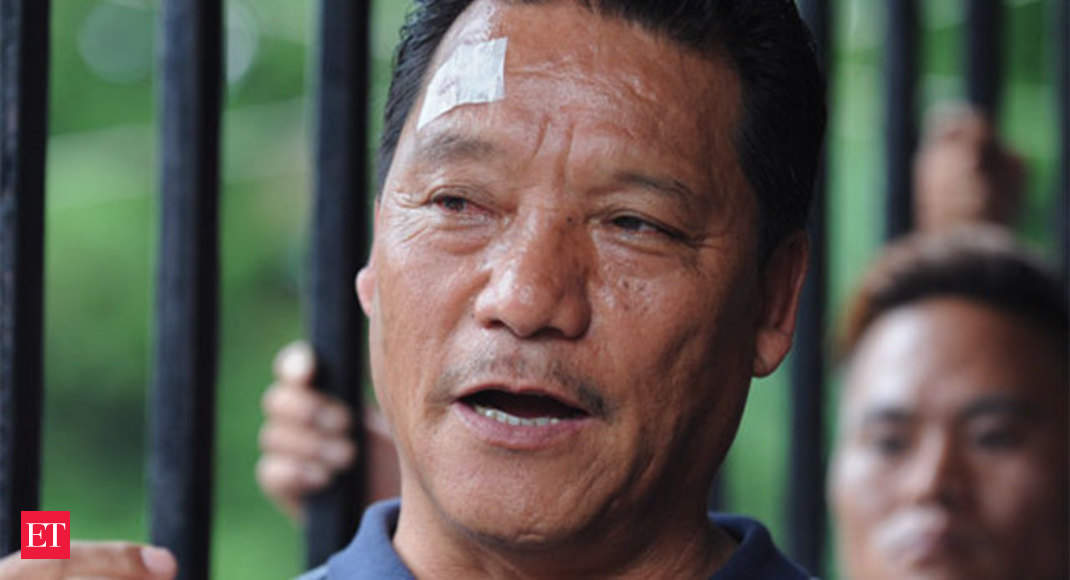Bimal Gurung: Mamata government expects peace and normalcy ...