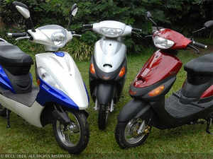 The two-wheeler segment, in fact, has gained a head start with companies such as Hero Electric.