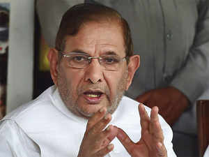 Sharad Yadav's preference for Vasava for the acting president's post seems to have been guided by the Gujarat polls.