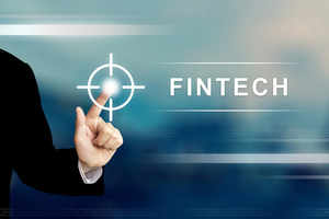 Fintech companies are more vulnerable to rapid, adverse shocks than typical Wall Street banks. Because they're small and undiversified, they can easily go under when they hit a blip in the market.