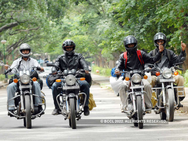 Riders are now done with expeditions in India and want to explore international terrains