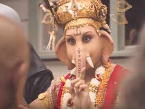 """The statement said the way Lord Ganesha was used for the advertisement was considered by the Indian community to be """"offensive and hurting their religious sentiments""""."""