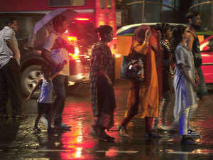 According to the Press Trust of India, on Sunday, the weather department had forecast heavy rains in Mumbai and the coastal Konkan region for the next three days.
